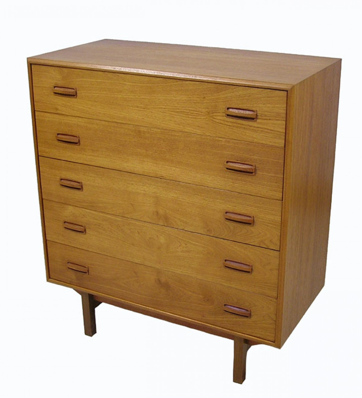 1960 70s Teak Chest Of Drawers Hoopers Modern