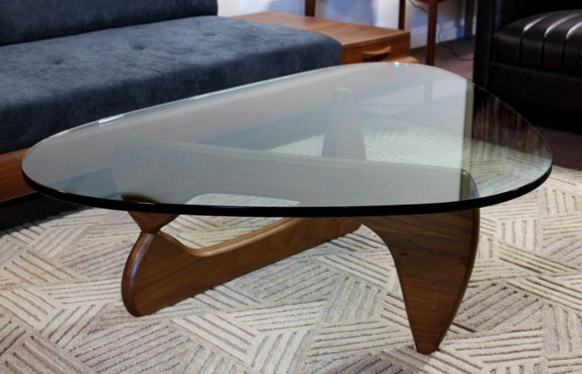 Authentic Noguchi Coffee Table Herman Miller Hoopers Modern
