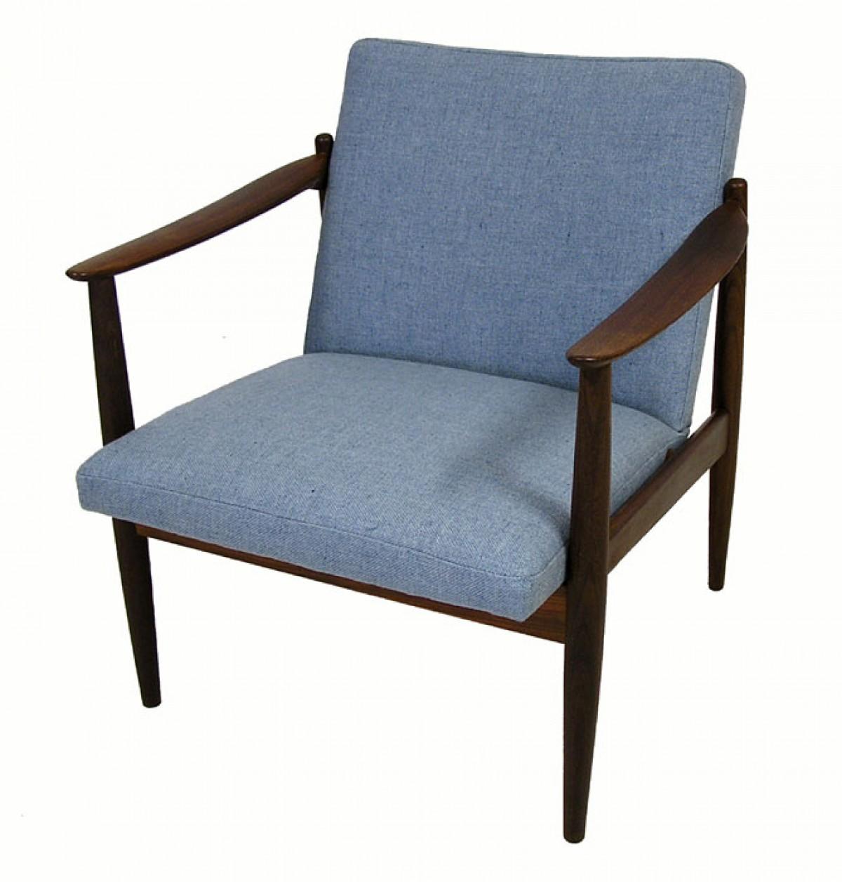 1960s Danish Teak Easy Chair Hoopers Modern